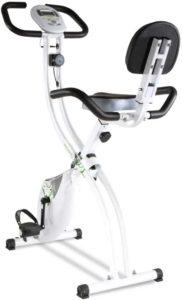 Meilleur vélo d'appartement pliable : Tecnovita YF91 Backfit