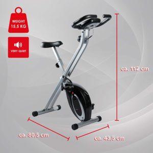 vélo d'appartement Ultrasport F-Bike