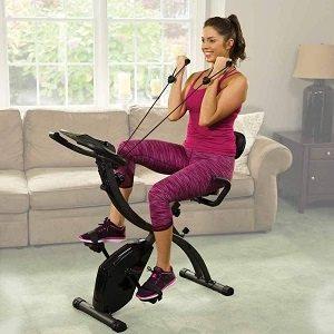 vélo d'exercice pliant