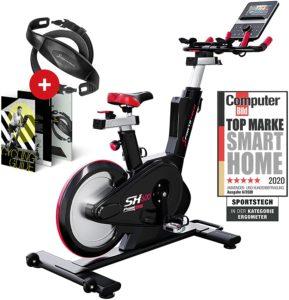vélo d'appartement sportstech SX600