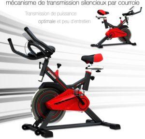 vélo d'appartement Sportstech SX100