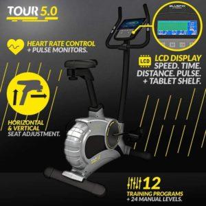 Bluefin Fitness Tour 5.0