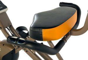 vélo d'appartement Exerpeutic GOLD 525XLR
